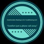 COMFORTABLE HEATING & AIR CONDITIONING LLC.